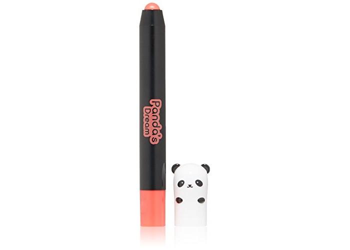TONYMOLY Panda's Dream Glossy Lip Crayon 1.5g #02 Heart Pink - 1