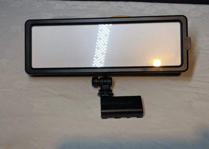Top LED light - 1