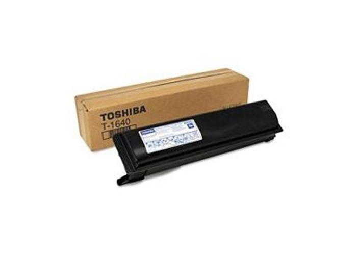 TOSHIBA T-1640E High Capacity Toner - Black - 2