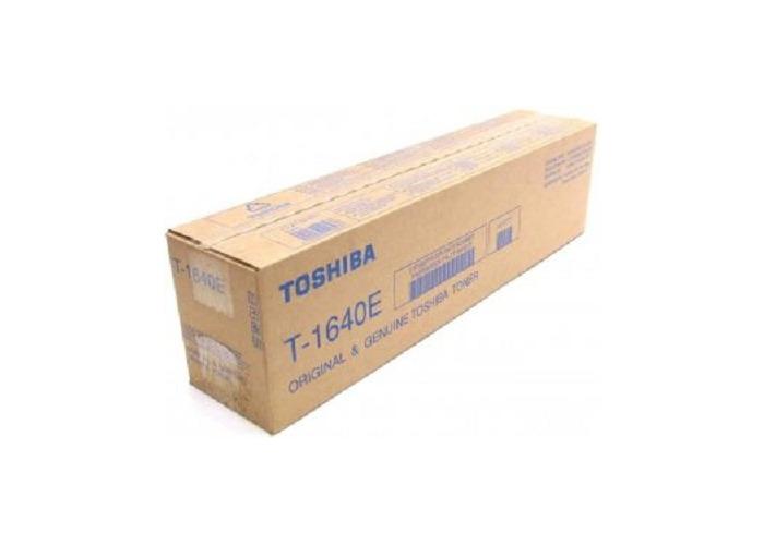 TOSHIBA T-1640E High Capacity Toner - Black - 1