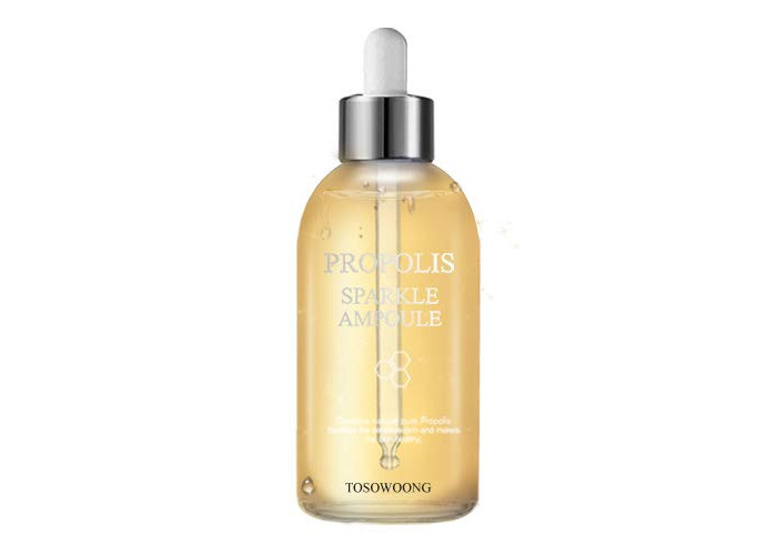 [Tosowoong]Propolis sparkle ampoule 100ml/No harmful ingredient/High moisturizing/sensitive skin/cosmetics - 1