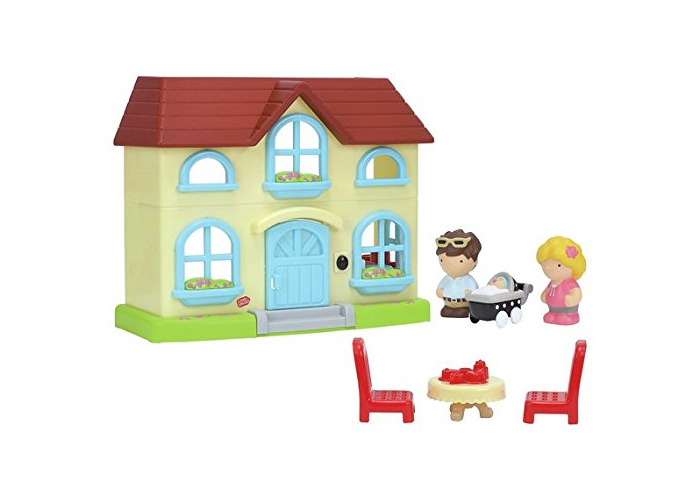 Tots Town Chad Valley Cottage Playset - 1