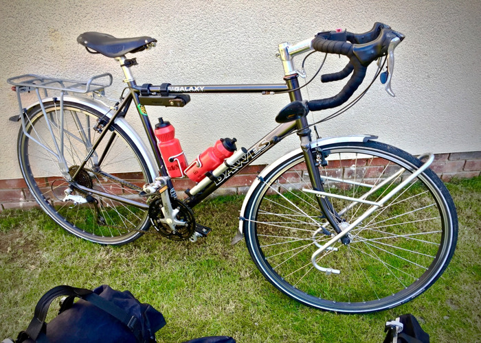 Touring Bike (Panniers available) - 1