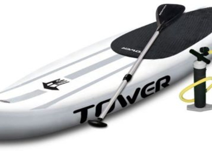 Tower Xplorer 14′ SUP - Inflatable Paddleboard - 1
