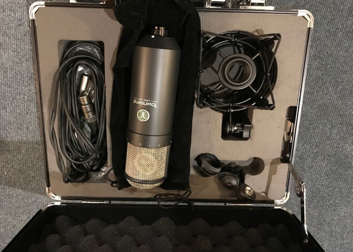 Townsend Labs Sphere L22 modelling microphone - 1