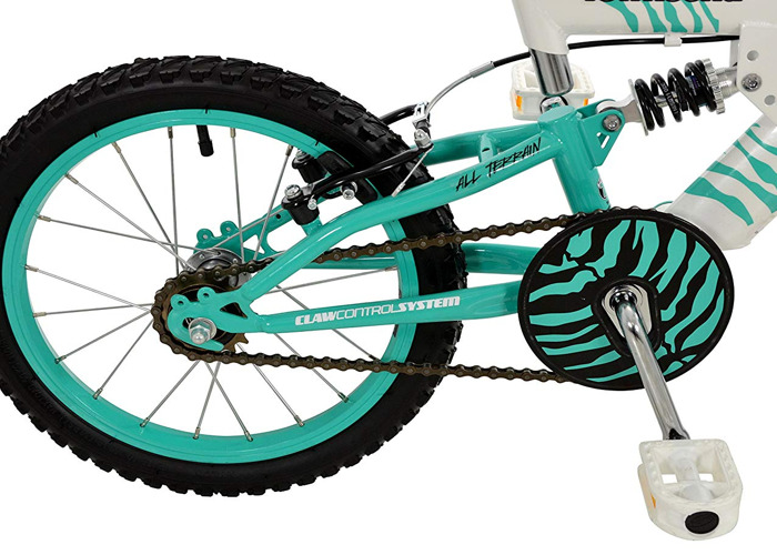 Professional SAS Army 20 Wheel Boys Kids Mountain Bike Single Speed Green Camouflage