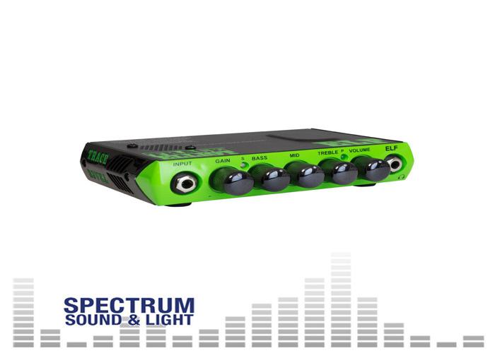 Trace Elliot - ELF BASS AMP - Compact Bass Guitar Amplifier [TEELF] head  amp  m - 2