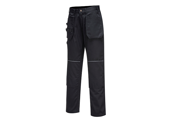 Tradesman Holster Trousers  Black  32  R - 1