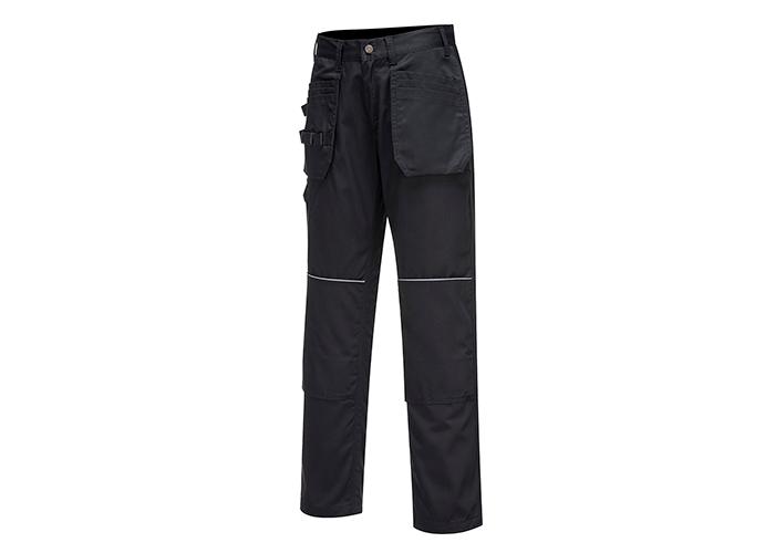 Tradesman Holster Trousers  Black  40  R - 1
