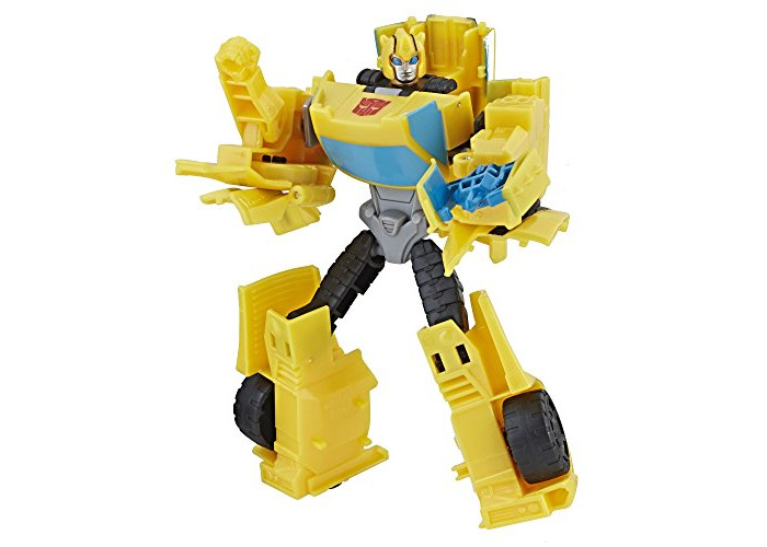 Transformers E1900 Attacker 15 Costanza Action Figure - 1