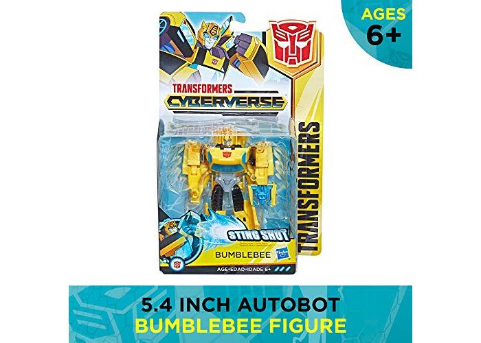 Transformers E1900 Attacker 15 Costanza Action Figure - 2