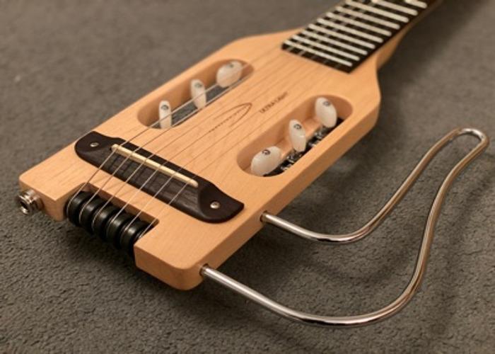 Travel ultra-light acoustic guitar - 2