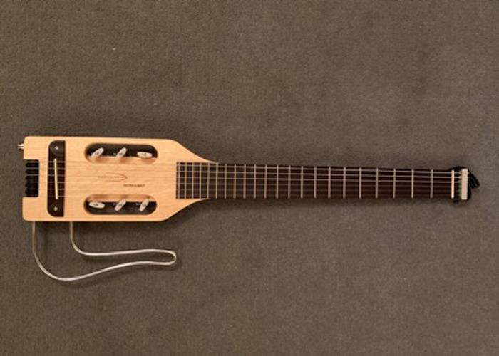 Travel ultra-light acoustic guitar - 1