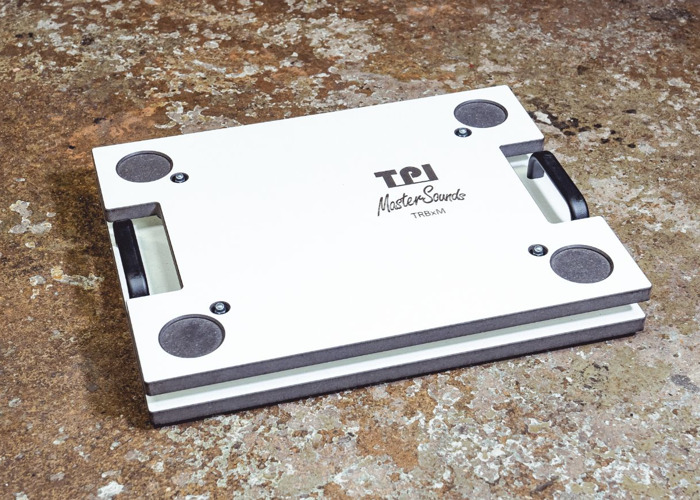 TRBxM Turntable Isolation System - 1