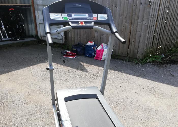 Treadmill electric incline  - 1