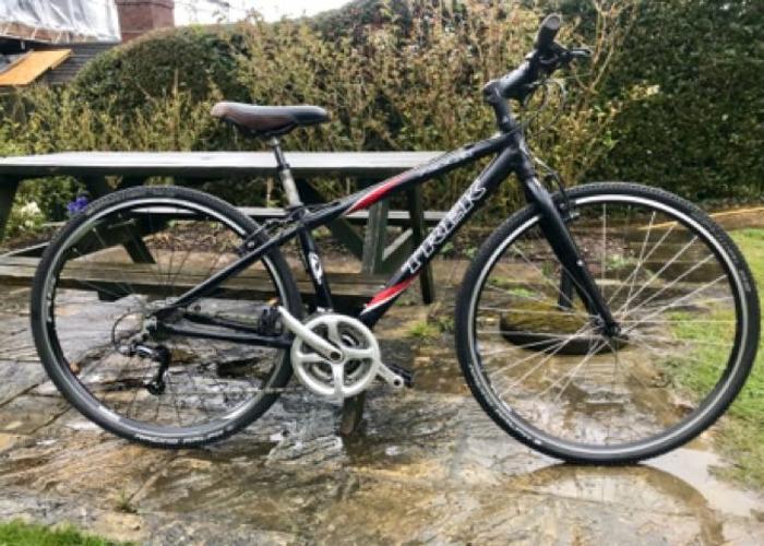 Trek 7300fx Flatbar Bike - 1