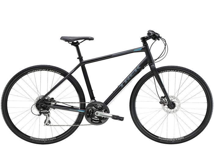 Trek FX 2 Disc Mens Hybrid City Bike 2019 - 1