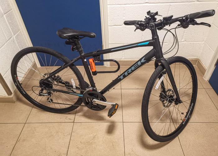 Trek FX 2 Disc Mens Hybrid City Bike 2019 - 2