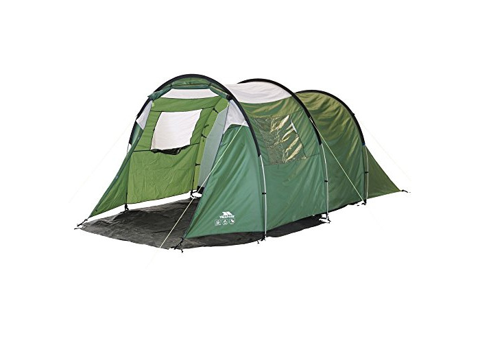Trespass 4 Man Tunnel Tent - 1