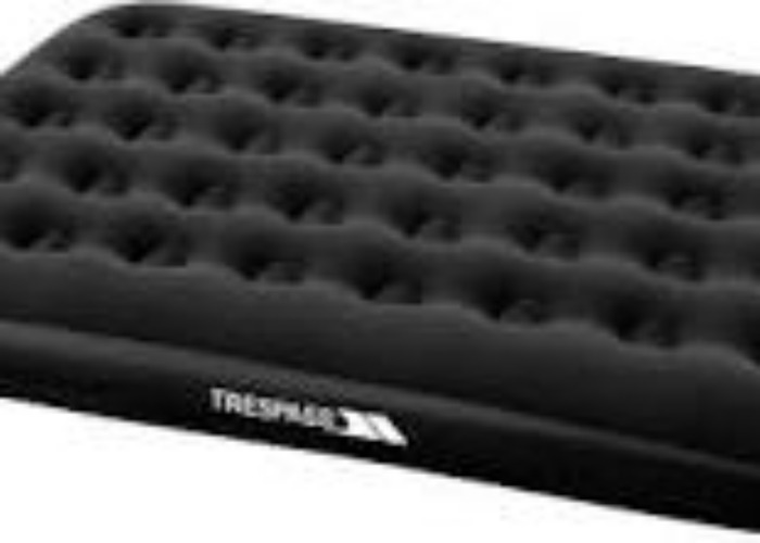 Trespass AirBed (Double) with Pump - 1