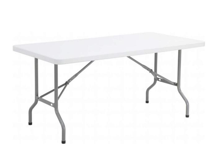 Trestle tables x2 heavy duty - 2