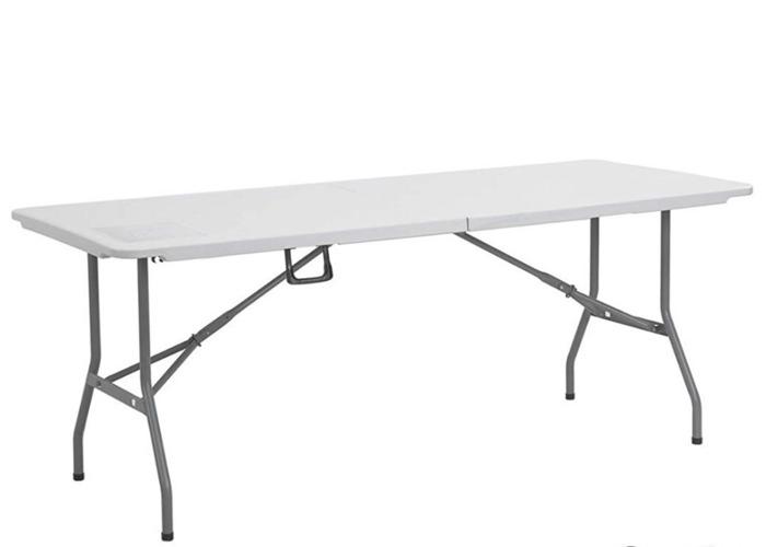 Trestle tables x2 heavy duty - 1
