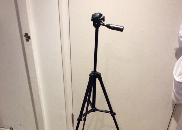 Tripod extends to 50in folds to 16.5in - 1