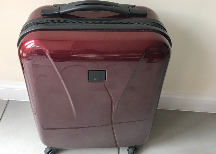 Tripp Small Cabin Hardshell Wheeley Suitcase - 2