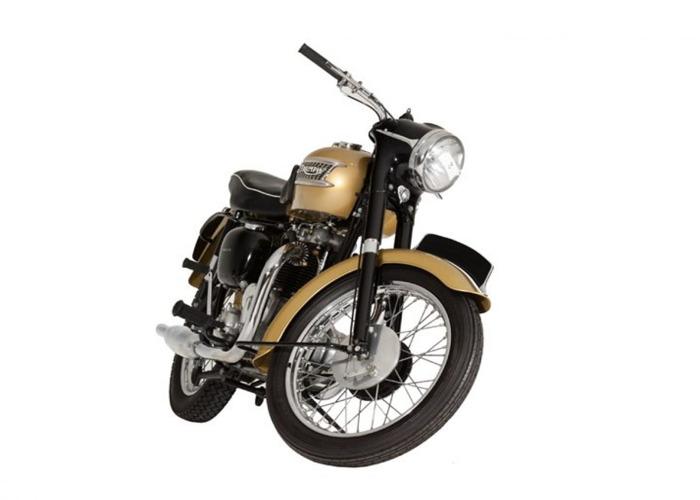 Triumph Motorcycles 6T Thunderbird (1958) - 2