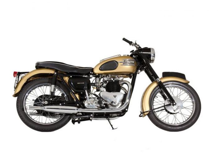 Triumph Motorcycles 6T Thunderbird (1958) - 1