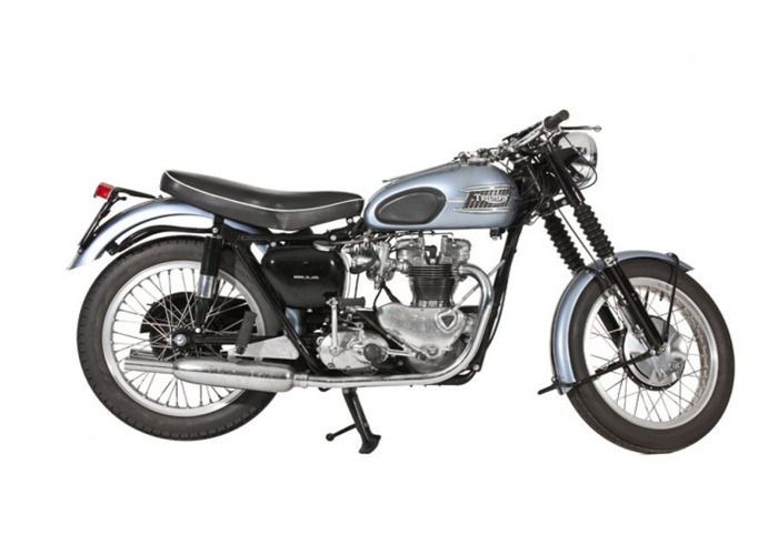 Triumph Motorcycles T100 Tiger (1955) - 1