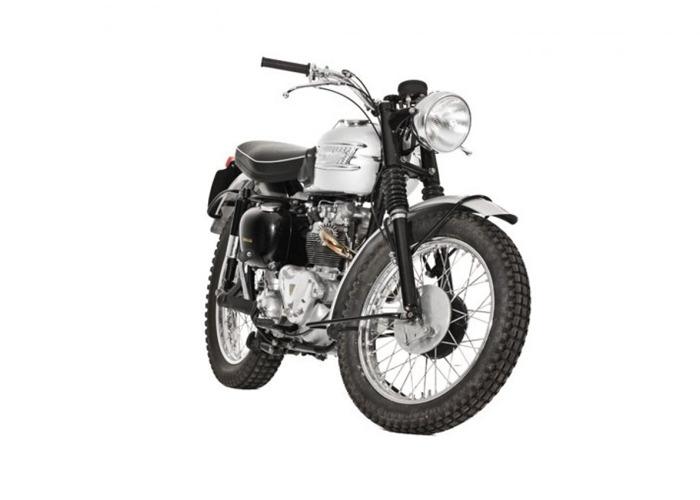 Triumph Motorcycles TR5 Trophy (1958) - 2