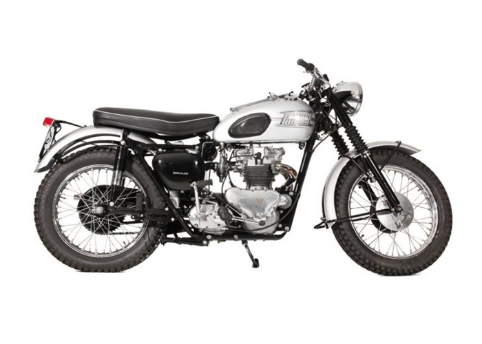 Triumph Motorcycles TR5 Trophy (1958) - 1