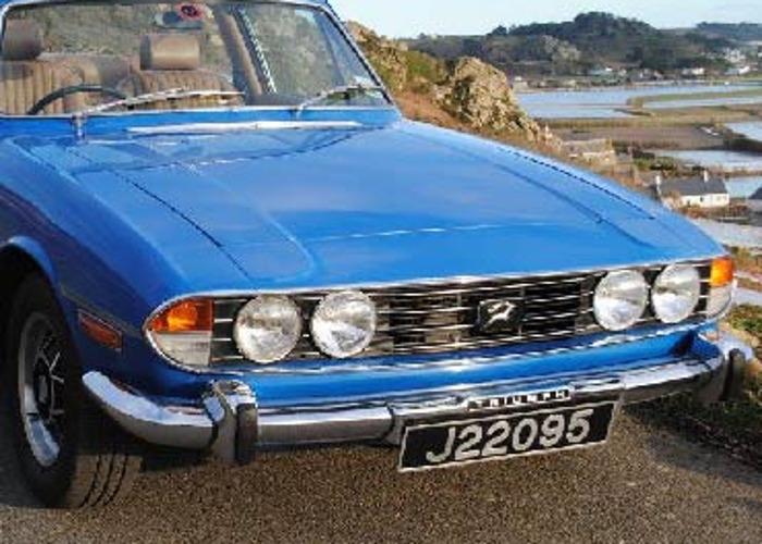 Triumph Stag V8  - 1