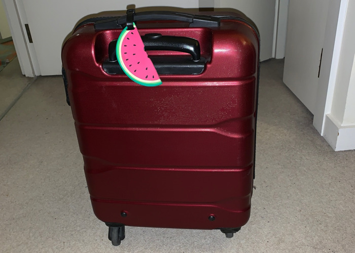 Trolley perect for airplane hand luggage - 1