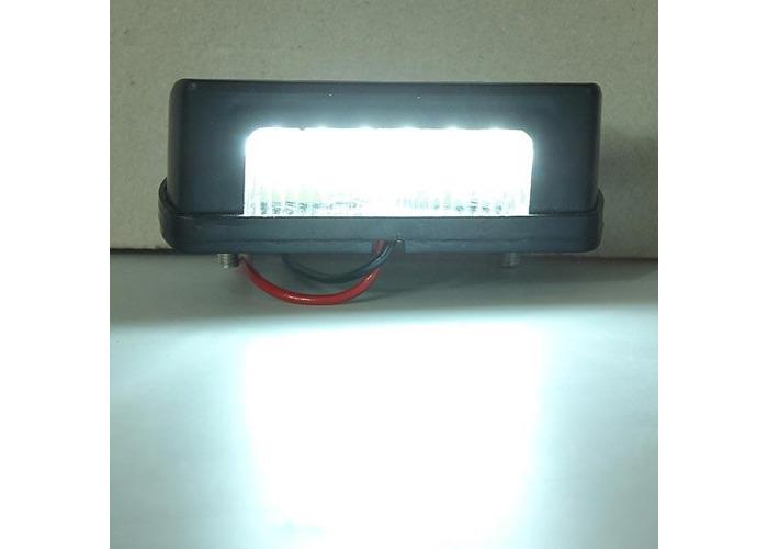 Truck Number License Plate Light DC12/24V LED Bulb - 2