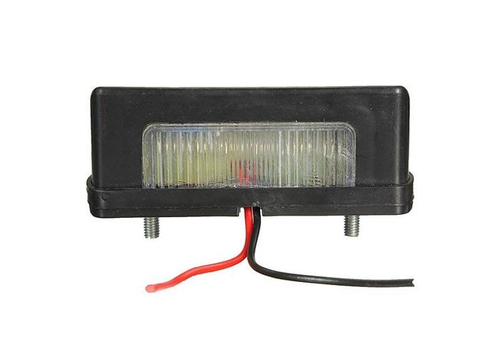 Truck Number License Plate Light DC12/24V LED Bulb - 1
