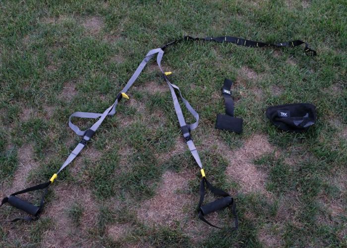 TRX Suspension Trainer, Exercise - 1