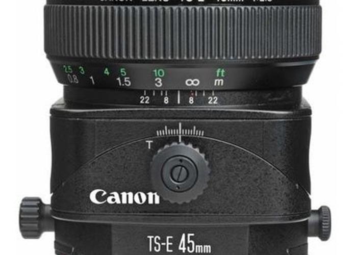 TS-E 45mm f/2.8 - 1