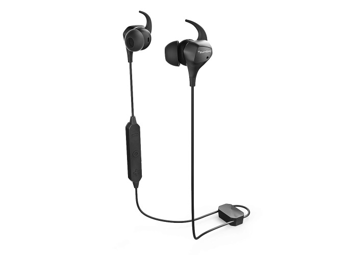 Tsumbay TS-BH07 Sport ANC Active Noise Cancelling APT-X HiFi bluetooth Earphone Headphone With Mic - 1