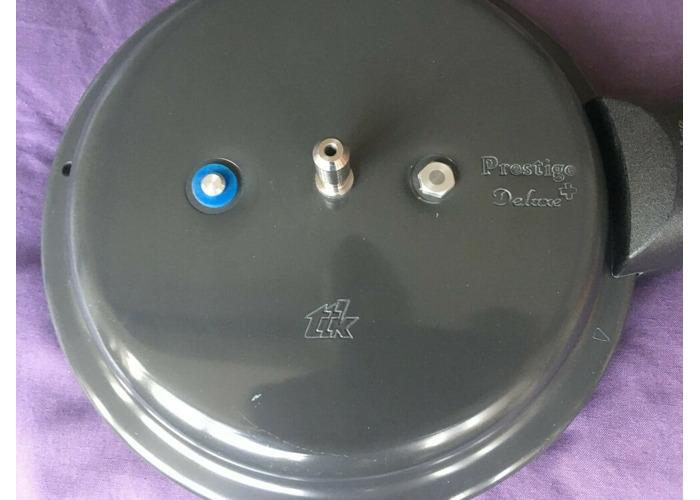 TTK Prestige Spare Part Pressure Cooker Visual Pressure Indicator For Alu Cooker - 2