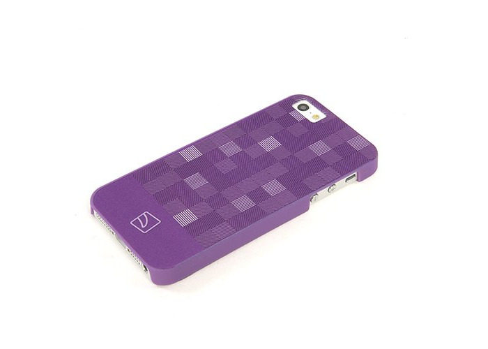 Tucano Quadretti snap case for iPhone 5s and 5 - 1