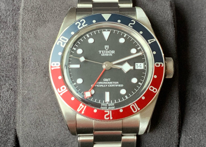 Tudor Black Bay GMT pepsi - 2