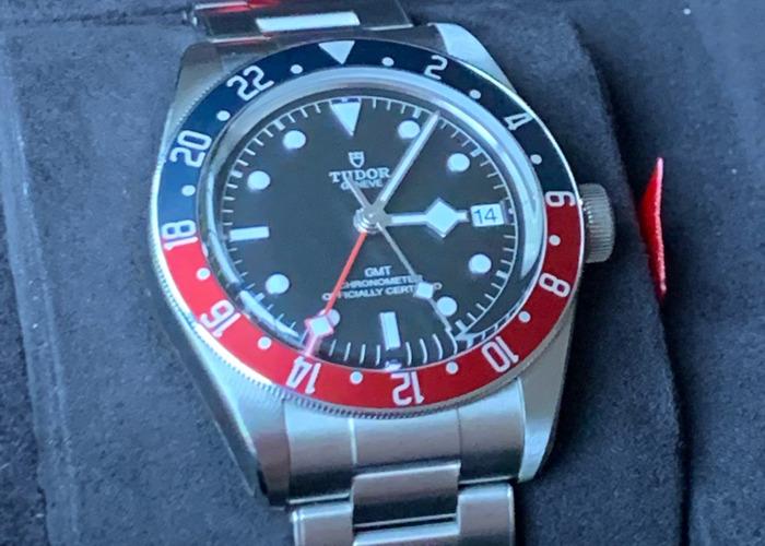 Tudor Black Bay GMT pepsi - 1