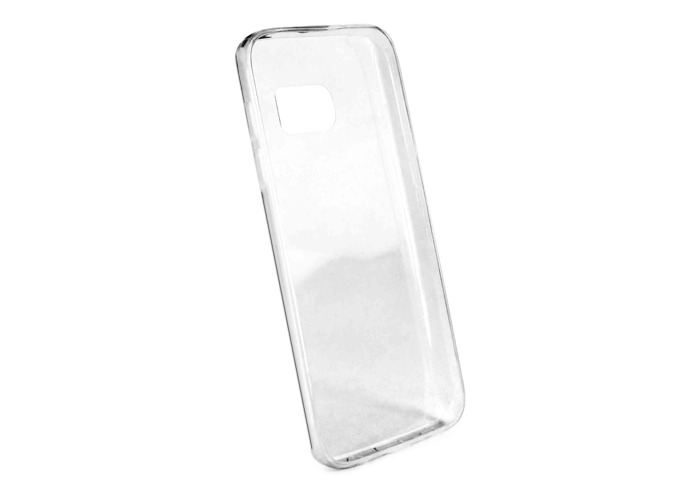 Tuff-Luv E-Volve Gel Cover for Samsung Galaxy S7 Clear - 1