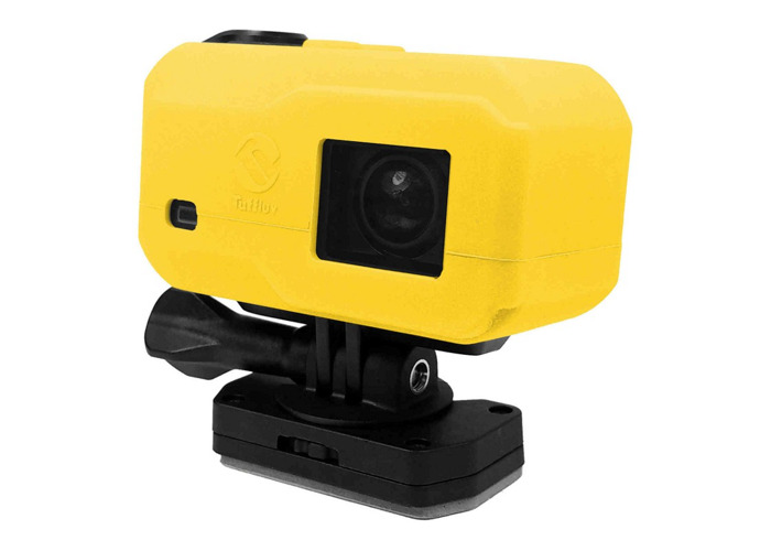 Tuff-Luv Gel Cover for Garmin Virb X/XE Camera Yellow - 1