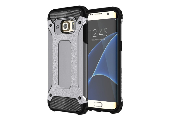 Buy Tuff-Luv Tough Armour Case for Samsung Galaxy S7 Edge