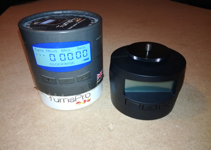 TurnsPro - Time Lapse Camera Mount 360° - 1
