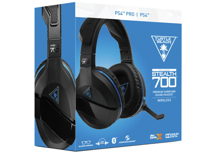 Rent Turtle Beach Stealth 700 Wireless Ps4 Headset Black In Birmingham Rent For 1 97 Day 13 79 Week 59 10 Month Fat Llama