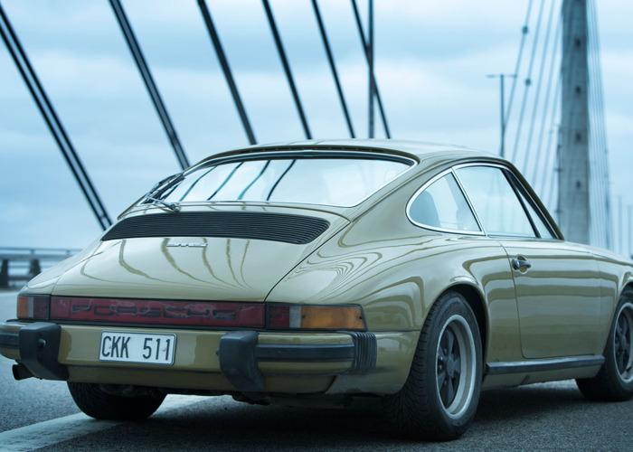TV Series 'The Bridge' Car - 1976 Porsche 912E - 2
